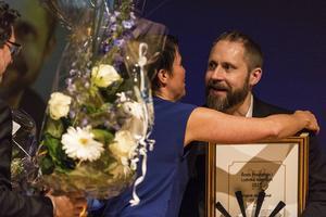 Årets Prestation: Må Bättre. Patrik Holmlund.