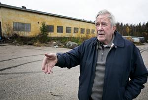 Hit till Stollbergs gruva, där Tore Eriksson jobbade som förrådsförvaltare, kom tolv av de 67 tyska gruvarbetarna 1951.