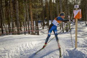 Tove Alexandersson är inte bara världens bästa orienterare utan också världens bästa skidorienterare (arkivfoto).