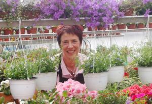 I stället för att sluta bestämde sig Kerstin Nordqvist vid Ocke trädgård att storsatsa på sitt företag.