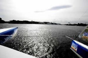 Gävle Marinfestival kostar skattebetalarna minst 1 900 000 kronor. Största posten är skeppen som har chartrats för att köra segelturer.