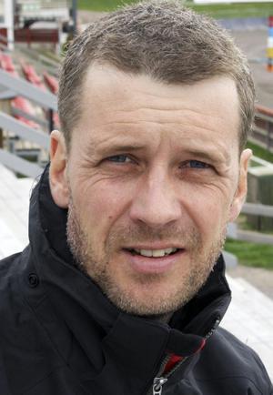 Stefan Andersson hoppas på ett CL.