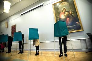 Det är viktigt att rösta. Varje röst räknas, skriver centerpartisten Jörgen Larsson.