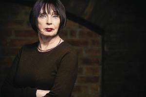 Ingrid Hedström är aktuell med romanen