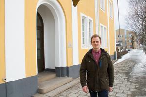 För drygt en månad sedan fick Avesta kommun en ny säkerhetssamordnare, Max Rupla. Om några veckor flyttar han och sambon till Avesta.