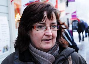 Ann-Chatrine Westling, 43, Frösön– Ja, det gör jag. Jag brukar köpa runt 20 stycken och skicka.