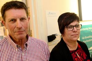 Invandring är viktig för Nordanstig, anser Stig Eng (C) och Monica Olsson (S).