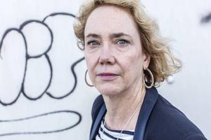 Elizabeth Hand kom till Visby för deckarmässan Crimetime.