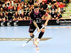 Rasmus Enström stod för en fantastisk prestation mot Pixbo.
