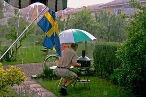 3:e plats. Det går att grilla i alla väder. Inskickad av Robin Karlsson.