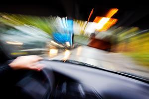 Farliga vägar. Vissa vägar är mer olycksdrabbade än andra.