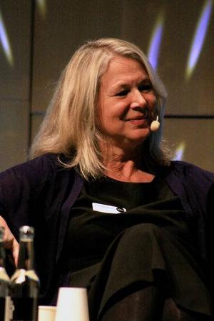 Helena von Zweigbergk kommer till Östersund på måndag kväll för ett författarsamtal på biblioteket
