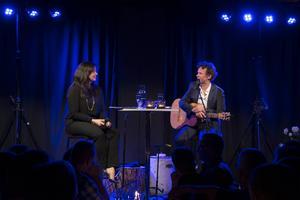 Under fredagens Meet and greet på Aveny frågade Titti Schultz ut hedersgästen Bo Sundström.
