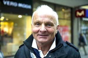 – Jag blev silversmed tack vare Rosa, säger Bernd Janusch.