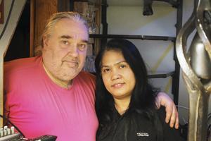 Satsar ihop. Christer Vainionpää och Nilubon Phonphuak har under en tidsperiod på tre år tagit över två restauranger. Deras mål är att thaimaten ska vara så äkta som möjligt och smaka precis som den gör i Thailand.