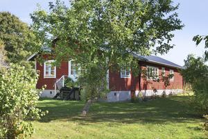 Huset i Norrbyggeby är populärt bland dem som söker bostad i kommunen.