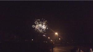 Vivalla, nyårsafton 2013/2014.