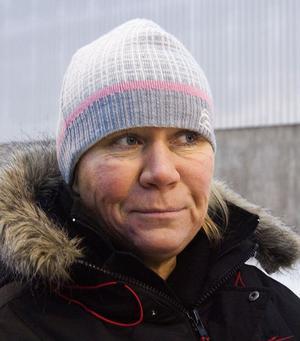 Susanne Ekman-Bergström, 48, egen företagare, Skönsberg.– Helt perfekt. Det är där Selånger hör hemma och det skulle vara perfekt att ha planen där.