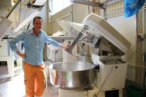 – Jag upplever att vi bygger upp någonting riktigt fint, säger Jan-Eirik Johansen, VD för Loosbagarn.