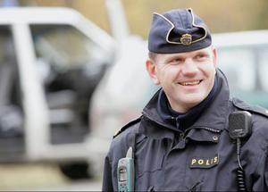 Joakim Matsson, chef för länskommunikationscentralen, LKC, hos polisen.
