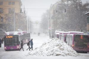 Örebro, 26 december 2009.