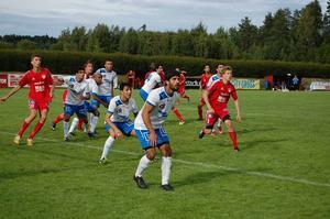 Oavgjort med två förlorare var känslan i båda lägren efter daladerbyt mellan Falu FK och Forssa.
