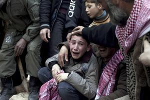 Kriget i Syrien är snart inne på sitt sjätte år. Det mänskliga lidandet är enormt.