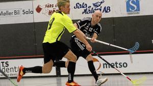 Joakim Wallén  fokuserar enbart på tränarposten. Foto: Niclas Bergwall
