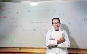 """""""""""Jag lever gott på prostatacancern"""", säger överläkaren och professorn i onkologi, Anders Widmark. Men han har   inte tagit sitt eget PSA."""