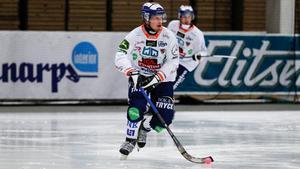 Det finns fortfarande gott om rutin i Bollnäs, med spelare som Ville Aaltonen, Andreas Westh, Per Hellmyrs och Anders Spinnars i laget. Foto: Rikard Bäckman