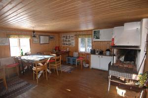 Alfta Skogskarlars stuga på Stafsberg är alltid öppen och många besöker den. Där finns det även möjlighet att övernatta.