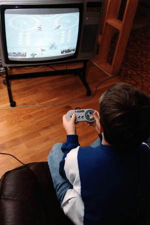 TV-spel blev årets julklapp 1992.