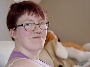 Therese Eidenmark, 22, kan tänka sig att föda hemma igen om det blir aktuellt.