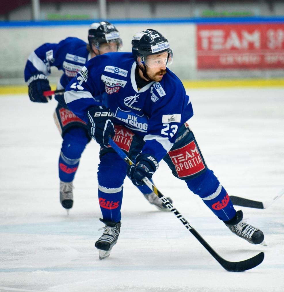 Hockeytranare fick kicken igen