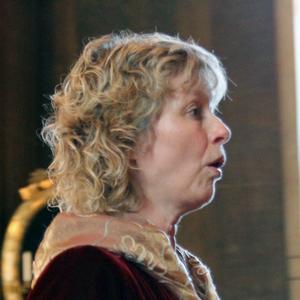 Anne Kleivset är dirigent och konstnärlig ledare för den norska damkören Schola Sanctae Sinnivae från Trondheim.
