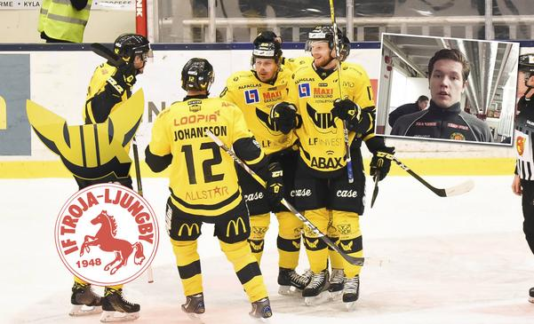 Köpingssonen Tor Immo siktar på att sänka VIK Hockey när hans Troja kommer till Västerås.