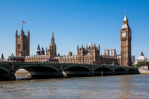 London fortsätter att vara en storfavorit.