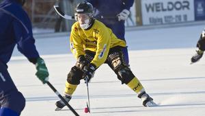 Rasmus Lindqvist är klara för Västanfors.