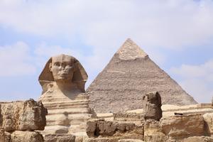 Turisterna väljer bort Egypten.