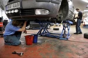 Sverige är ett av få länder i världen där det är tillåtet att bygga sin egen bil från grunden. Men det är många regler att hålla reda på.Foto: Janerik Henriksson/Scanpix