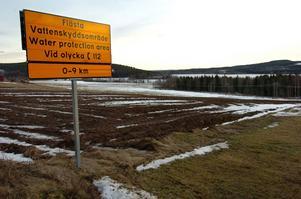 Centrala Bollnäs får i dag sitt vatten från Flästatäkten.