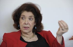 Assia Djebar (1936-2015).