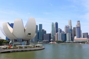 I Singapore är det inte billigt att semestra.