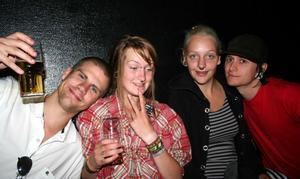 Konrad. Fredrik, Emma, Malin och Eynar