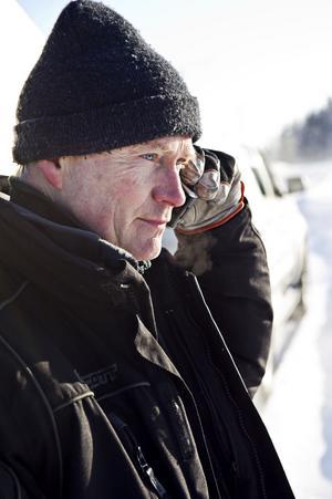 Rovdjurskonsulent Gunnar Ledström.