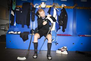 Robin Öhrlund – redo för comeback efter sjukdomen.