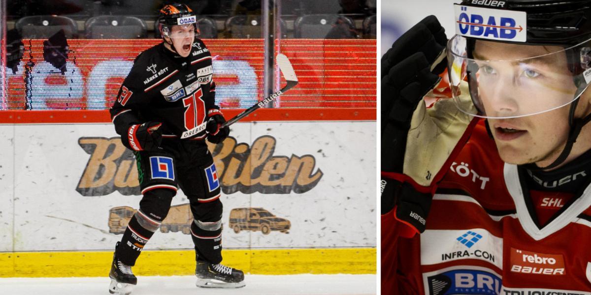 Han är Örebro Hockeys skyttekung – med utgående avtal: