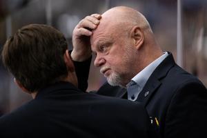 Leksandstränaren Roger Melin har Thomas Johanssons förtroende: