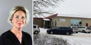 Björkbackens förskola i Skara har drabbats av covid-19. Ulrika Kragner på barn- och utbildningsförvaltningen hoppas nu att de föräldrar som kan hålla sina barn hemma också ska göra det.