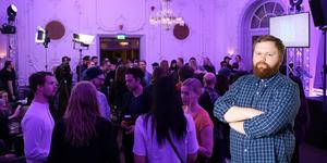 Arbetarbladets nöjesredaktör Simon Ridell skriver om vikten av en lokal musikgala och rum för musikerna. Foto: Henrik Lunderbye.